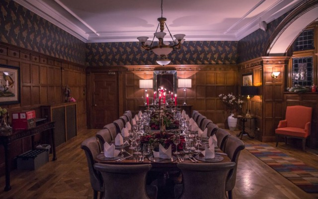 Fine Dining Restaurants in Savannah with Private Rooms for Your Holiday Party!
