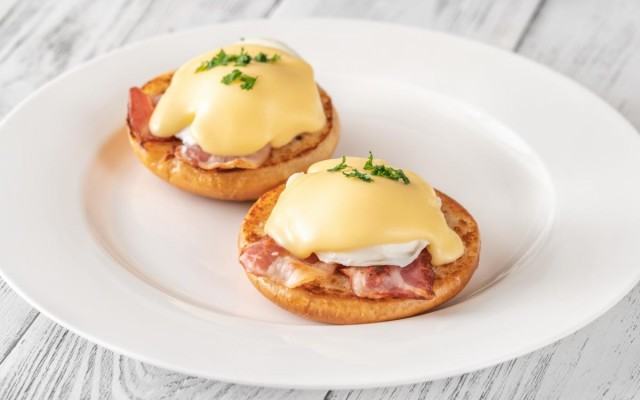 Best Eggs Benedict in Miami