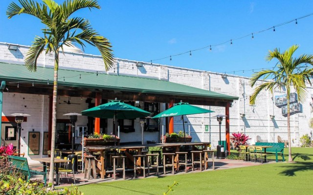 Breweries in St. Pete and Clearwater with Outdoor Seating