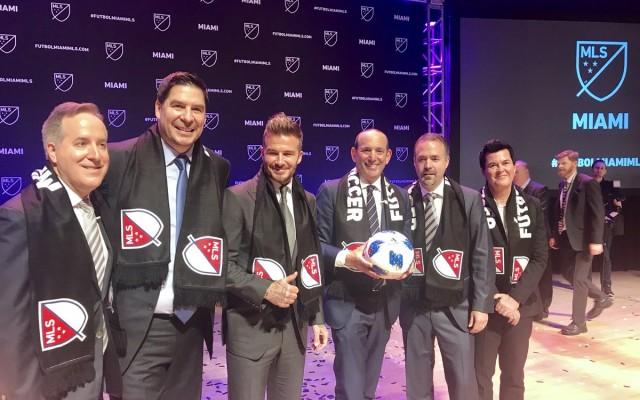 Miami's Team Can Make the City's Soccer Dream Work