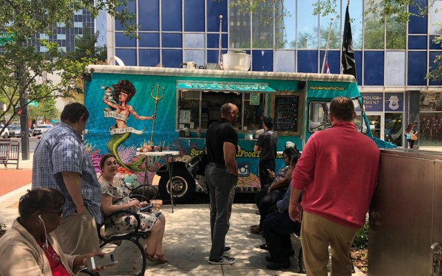 Grab Lunch From Tampa's Best Food Trucks at The Mayor's Food Truck Fiesta Every Month
