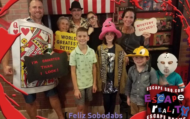 Escape Reality Sarasota Offers Fun Entertainment for All Ages