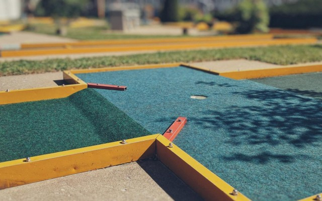 Practice Your Putt With Mini Golf in St. Pete and Clearwater