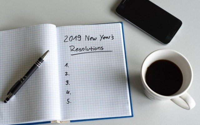 5 Tools to Help You Stick to Your New Year's Resolution