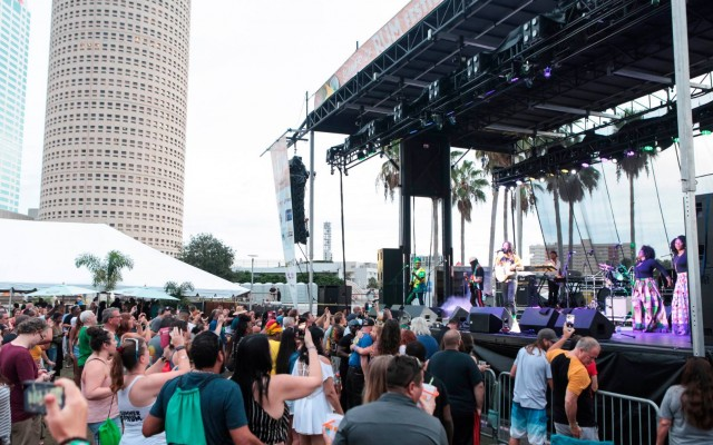 Live Music, Rum, and a Whole Lot of Fun at Summer of Rum Festival Tampa 2019