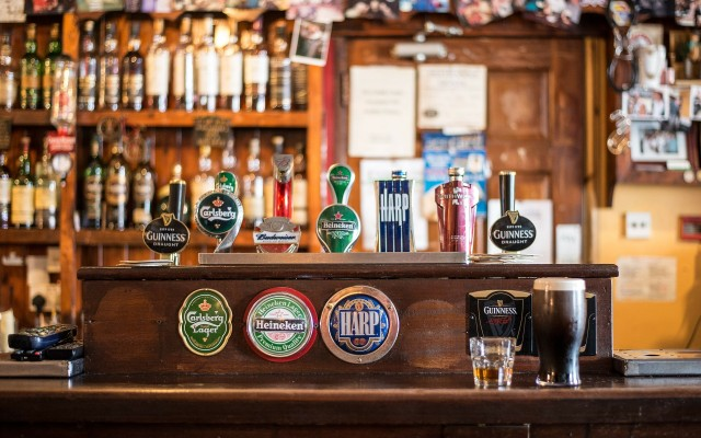 Irish Pubs in Jersey City