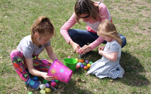 Family Friendly Things To Do in Asheville for Easter
