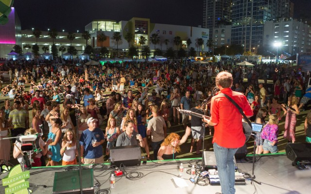 It's Back! Tampa Bay Margarita and Music Festival Returns This Year at Julian B. Lane Park