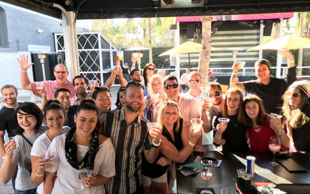 Downtown Crawlers Host Thanksgiving Eve Bar Crawl in Tampa That's Sure to Put You in the Holiday Spirit!