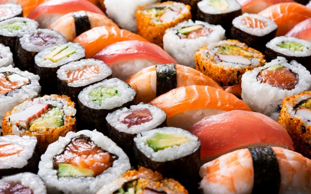 Top Sushi Joints in Macon