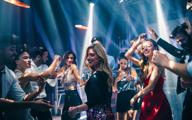 Dance Clubs in Las Vegas To Get Your Groove On