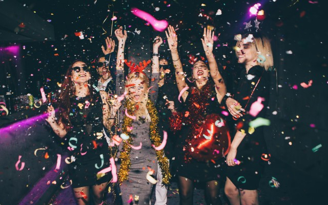Hottest Clubs to Celebrate New Year's Eve in Jersey City