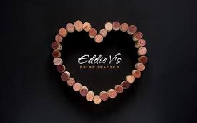 Valentine's Day Dinner at Eddie V's