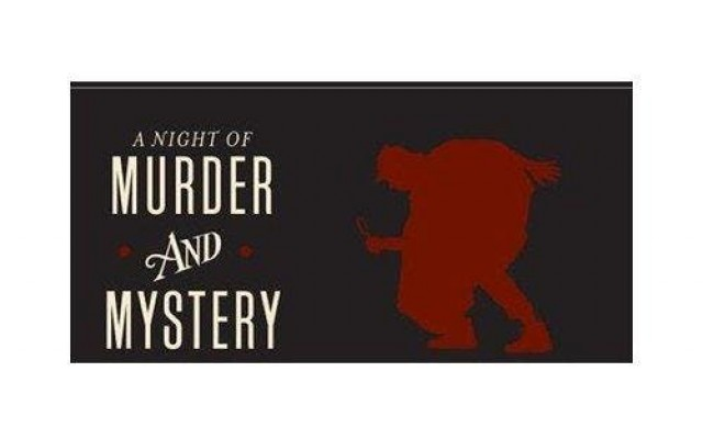 New Year's Eve Murder Mystery 12/31/2019