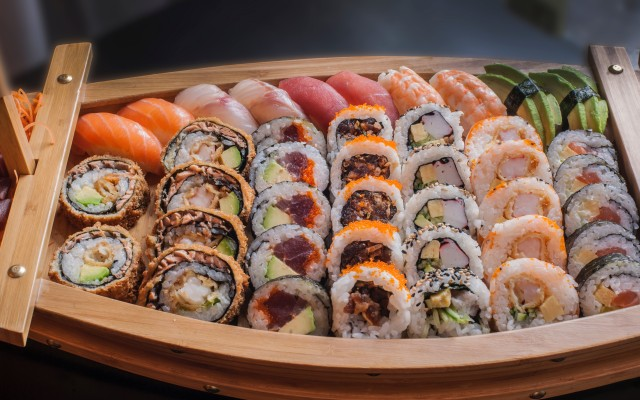 Top Sushi Joints in Las Vegas