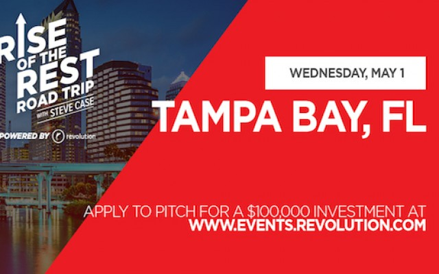 Rise of The Rest Bus Tour Brings $100,000 Opportunity for Tampa Startups