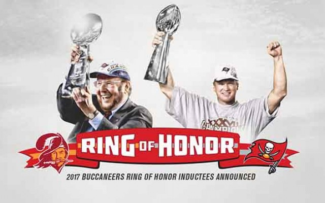 Next Up On the Tampa Bay Buccaneers Ring Of Honor