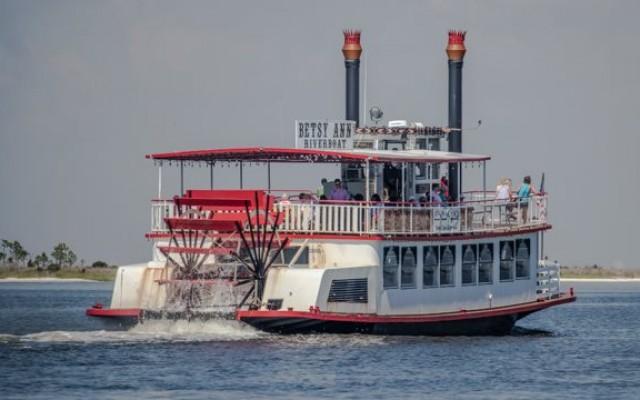 Betsy Ann Riverboat Tours Biloxi, MS