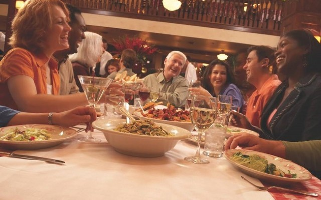 Make Maggiano's Your One Stop Shop for Holiday Meals, Gift Cards, Happy Hour Gatherings and Weekend Brunch
