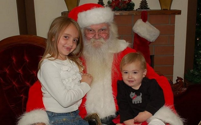 Where To See Santa Claus In Sarasota