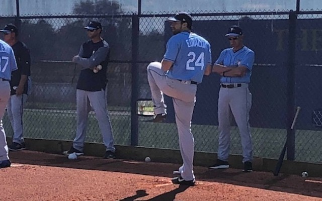 Two Tommy John Surgeries Later, Nate Eovaldi Ready To Join Tampa Bay Rays Rotation