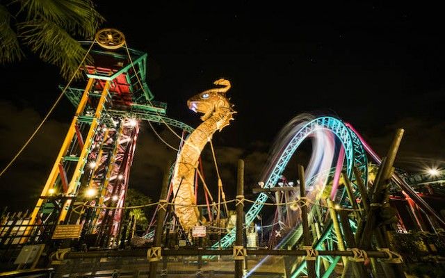 Busch Gardens Tampa Bay's Summer Nights Keep The Thrills And Fun Going Late