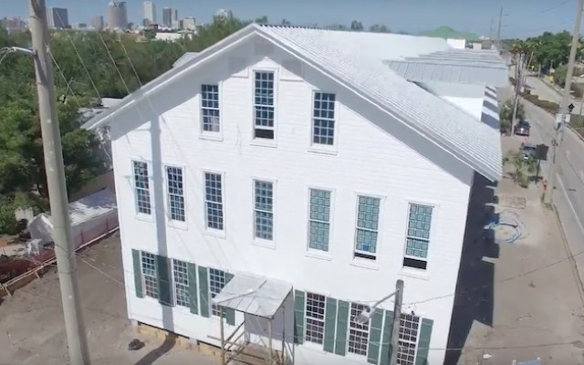 Ariel Quintela Turns Historic Ybor City Cigar Factory Building Into Angel Oliva Sr. Apartments