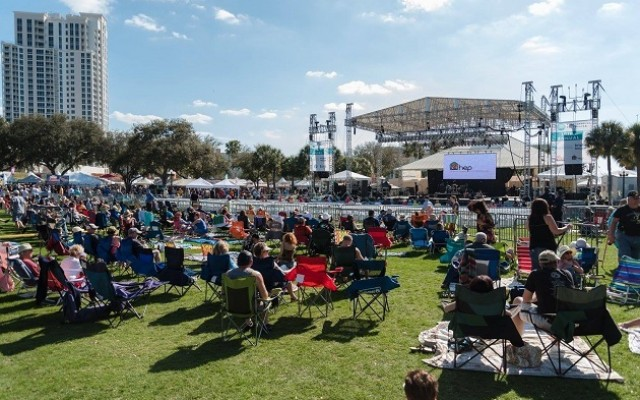 Clearwater Sea Blues Festival Is Two Days of Music, Seafood and Fun!