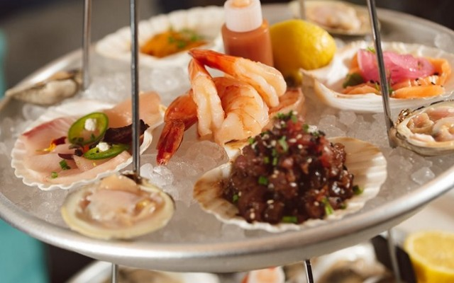 Sensational Seafood from St. Petersburg to Clearwater
