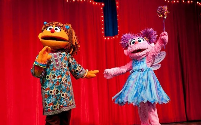 Sesame Street Live! Let's Party! Coming Soon to Miami at the Watsco Center