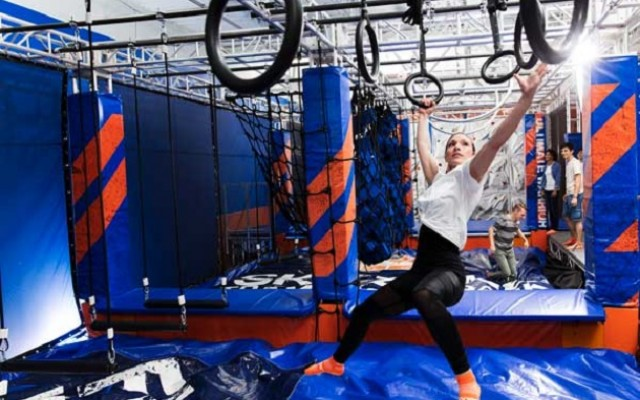 Federal Government Employees Get Free Trampoline Jumps at Sky Zone in Tampa