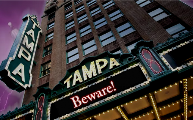 5th annual nightmare on franklin street series returns to tampa theatre for a month of halloween - Halloween Tampa Fl