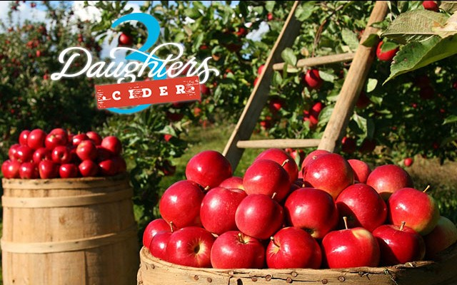 Cider Lovers Rejoice | 3 Daughters Brewing's New 'Orchard'