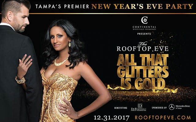 The Ultimate New Year's Eve Bash in Tampa | Rooftop Eve