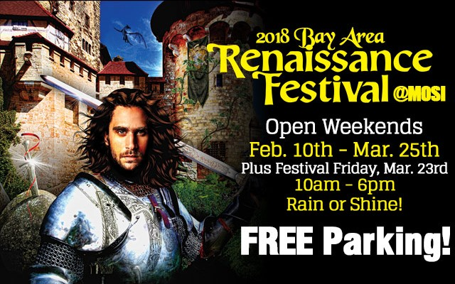 Bay Area Renaissance Festival Comes to Tampa For 40th Year