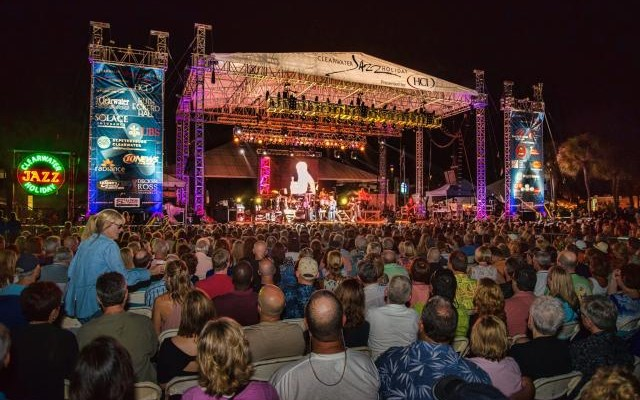 Clearwater Jazz Holiday 2018