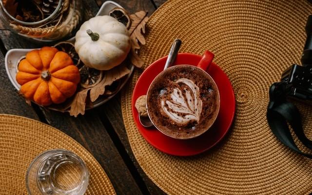 Pumpkin Desserts and Coffee in Sarasota