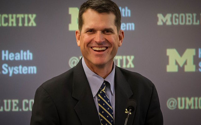 Is Michigan's Jim Harbaugh Interested In Coaching The Tampa Bay Buccaneers?
