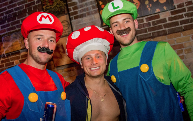 Group Halloween Costumes for Parties with Your Squad!