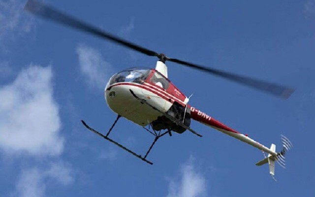 Vertical Flight Helicopter Tours Make a Unique and Memorable Holiday Gift