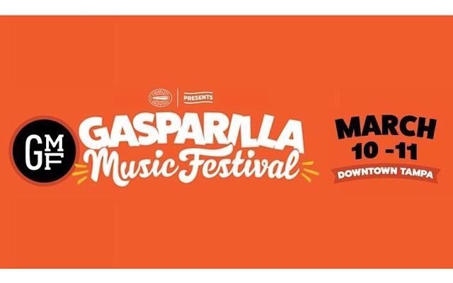 2018 Gasparilla Music Festival