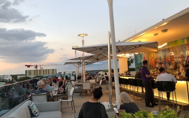 Rooftop Bars in Sarasota | Drink Above the Clouds
