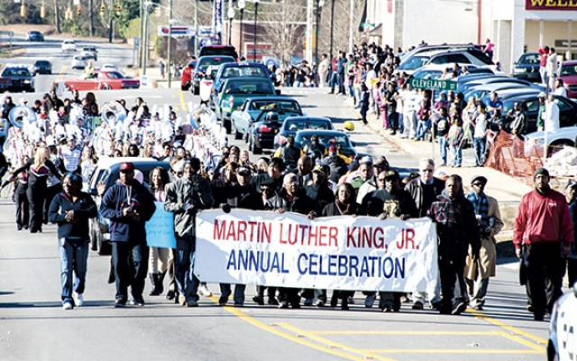 Dr. Martin Luther King, Jr. Parade and Other MLK Events in Miami