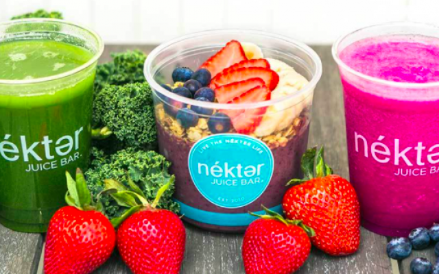 Why You Need to Visit Nékter Juice Bar in Tampa Bay