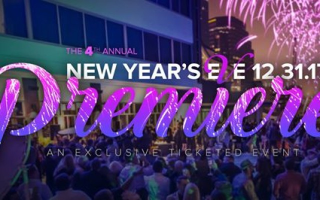 2018 New Year's Eve Premiere at Aloft Tampa Downtown Hotel