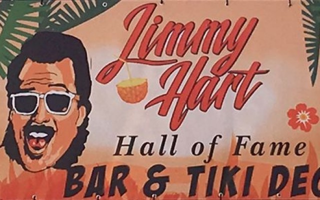 Jimmy Hart's Hall of Fame Bar and Tiki Deck
