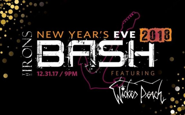 New Year's Eve Bash featuring Wicked Peach