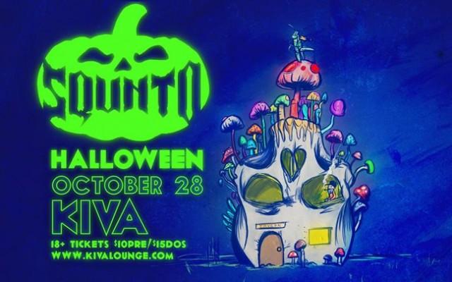 KIVA Halloween Party w/ Squnto