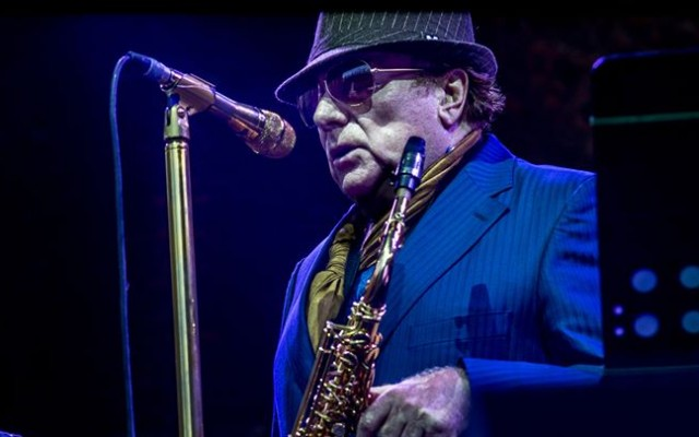 Van Morrison at the James L Knight Center
