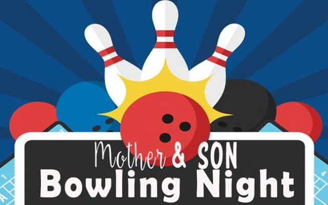 2018 Mother & Son Bowling Night